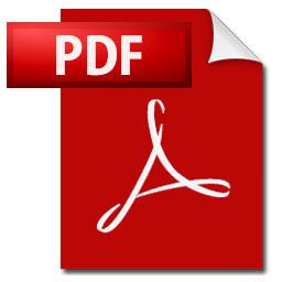 PDFファイルメール送信
